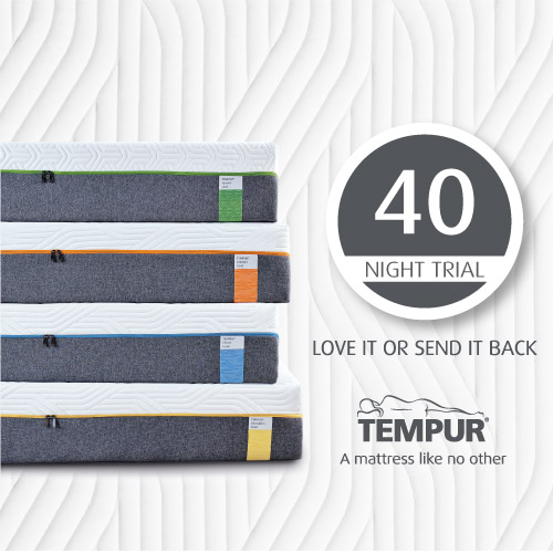 Tempur 40 Night Trial